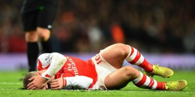 Wilshere es futbolista del Arsenal y la Selección inglesa. Foto:Getty Images
