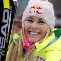 Es la esquiadora más ganadora de la historia Foto:Instagram: @lindseyvonn