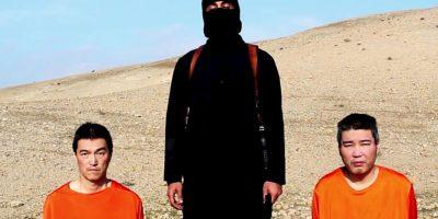 Ahora ISIS secuestró a dos japoneses. Foto:AP