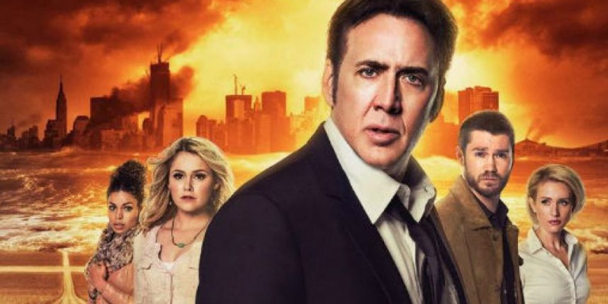 """FOTOS. Nicolas Cage:""""Todos cometemos errores"""""""