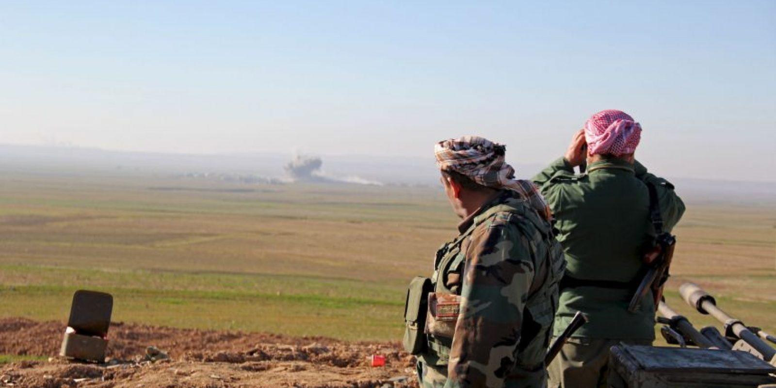 La guerra contra los terroristas no tiene fin. Foto:AP