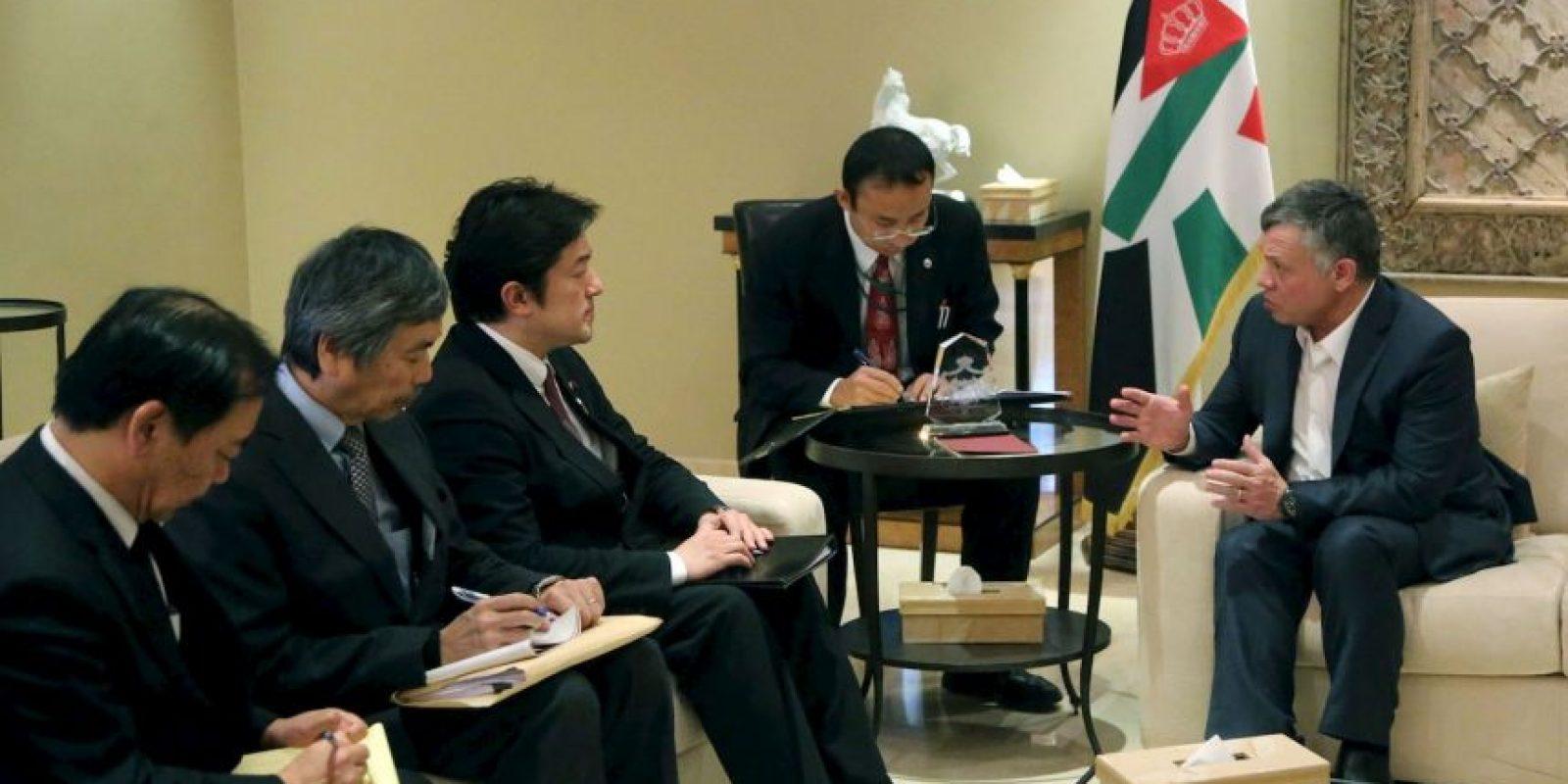 El Gobierno nipón está tratando de salvarlos buscando el apoyo de otros países. Foto:AP