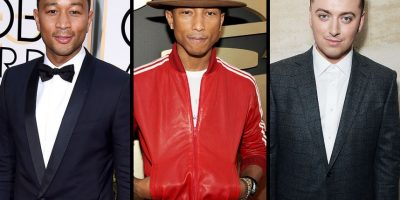 FOTOS. Pharrell, Sam Smith, John Legend cantarán en los Grammy