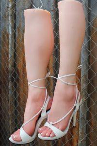 """También hay otro tipo de pies para """"divertirse"""". Foto:Sin Boutique"""