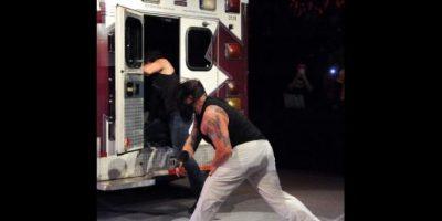 No se sabe si su locura jugará a favor o en contra Foto:WWE