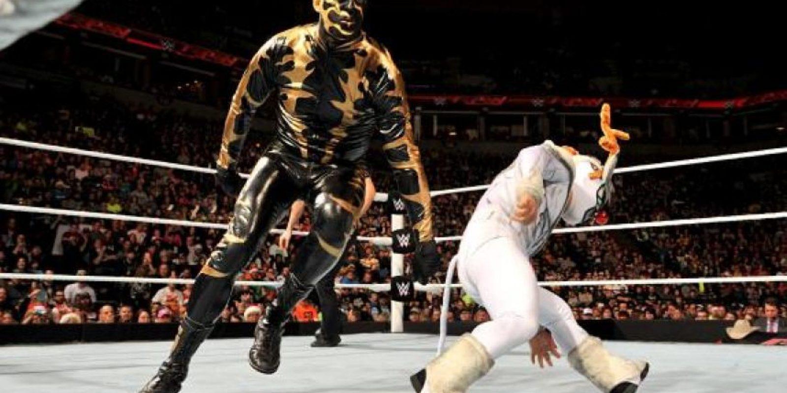 Goldust Foto:WWE