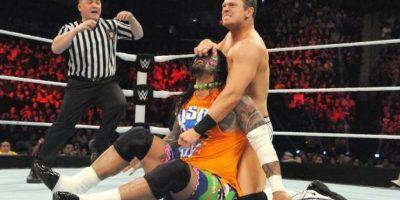 También es un veterano de la empresa Foto:WWE