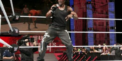 R-Truth Foto: WWE