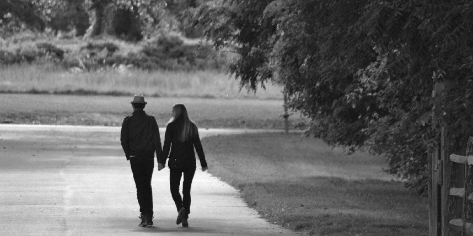 10. Se sienten cómodos al hablar y en los momentos de silencio Foto:Tumblr.com/tagged-pareja
