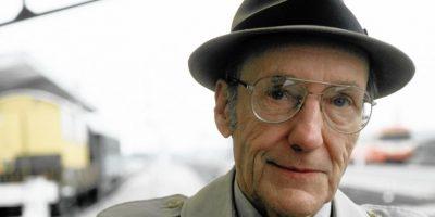 """La esposa del escritor William Burroughs, Joan Vollmer, murió a causa de una hemorragia cerebral ya que jugaba con él a """"Guillermo Tell"""". Fue con una pistola. Él fue condenado por homicidio involuntario. Foto:Getty Images"""