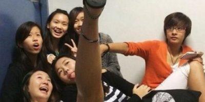 """FOTOS: 30 """"selfie stick"""" más graciosas de interntet"""
