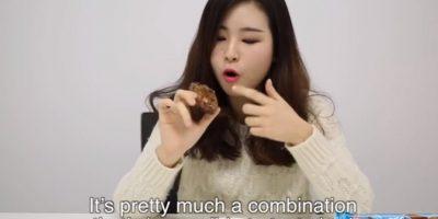 Así reaccionan jóvenes coreanas al probar snacks de Estados Unidos