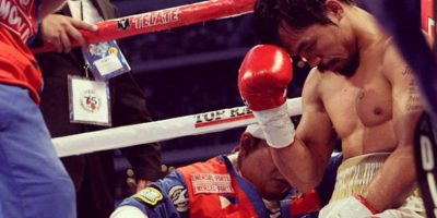 Foto: Instagram @mannypacquiao_official