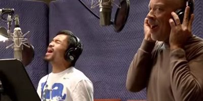 La mayoría de sus canciones son interpretadas en tagalo Foto:Youtube Lloyd Herrera