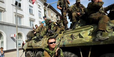 Estas sanciones han causado una fuerte devaluación del rublo, su moneda local Foto:Getty Images
