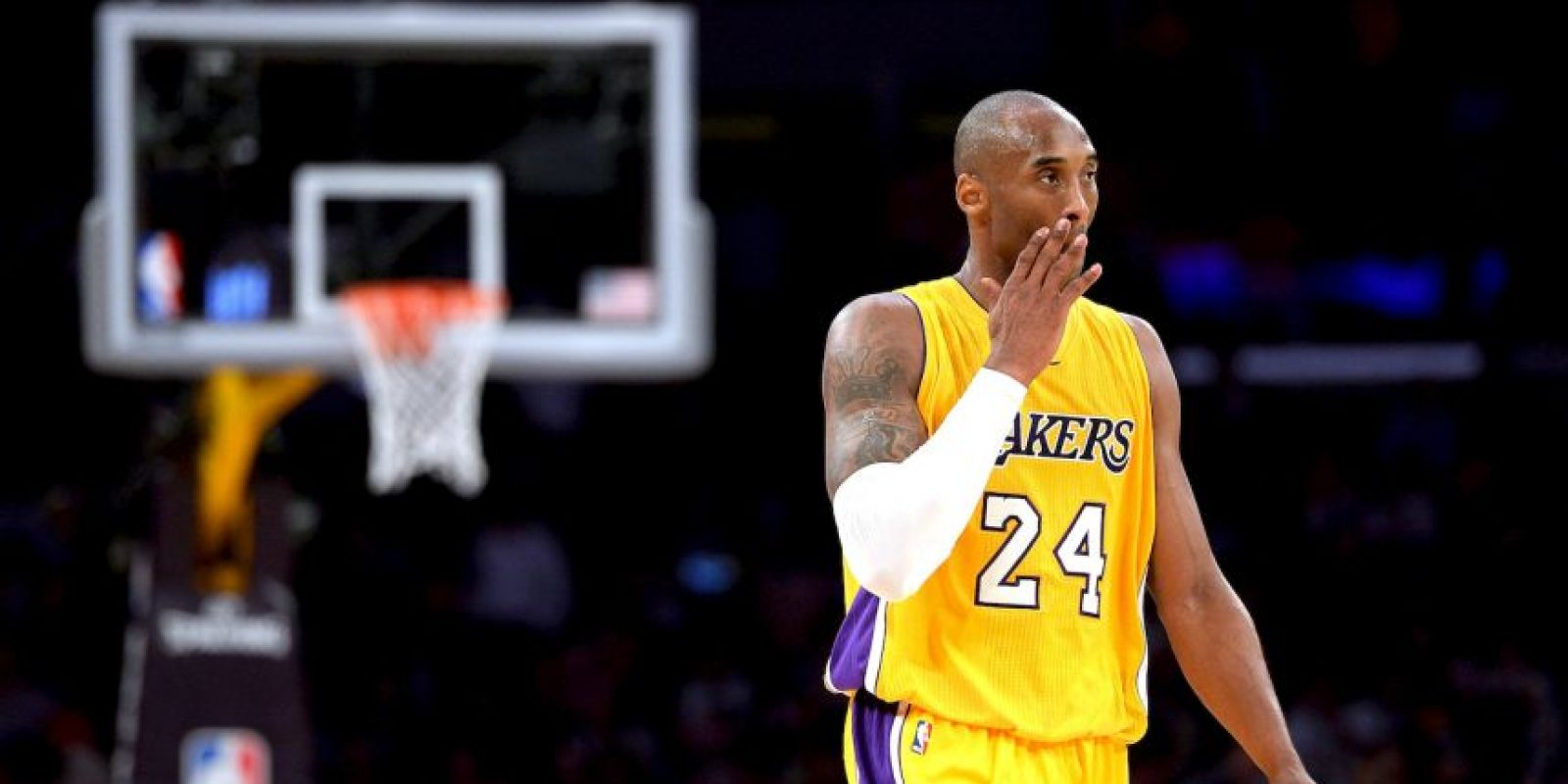 Kobe Bryant Foto: Getty