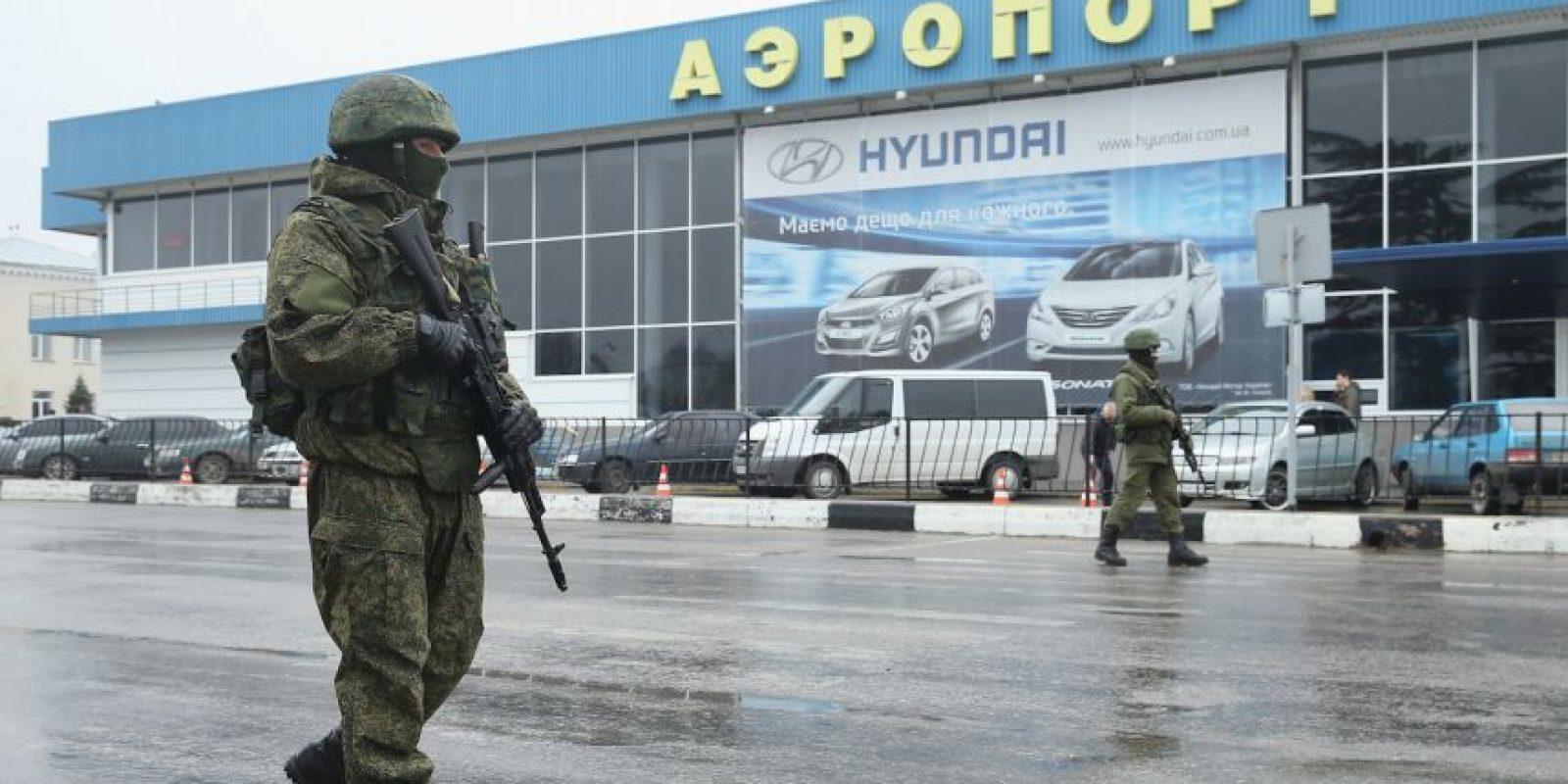 Hecho que le ha costado recibir sanciones económicas por parte de Estados Unidos Foto:Getty Images