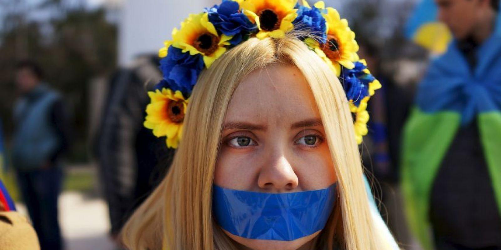Prorrusos y separatistas luchan por definir el rumbo del país Foto:Getty Images
