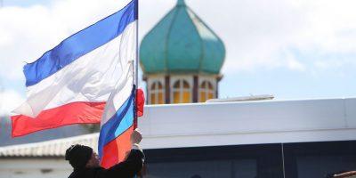 Los prorrusos han decidido permanecer al lado de Rusia Foto:Getty Images
