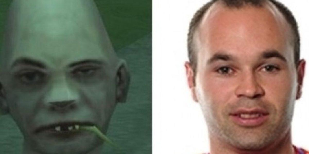 FOTOS: 10 futbolistas idénticos a personajes de Grand Theft Auto