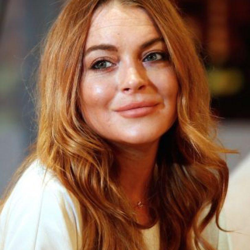 En mayo de ese año, la actriz fue obligada a utilizar un aparato que controla el consumo de alcohol. Foto:Getty Images