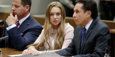 En 2009 no pudo completar su tratamiento de rehabilitaciñon por el alcohol. Foto:Getty Images