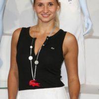 Llegó a ser la número 12 del ranking de la WTA Foto:Twtter: @Matryochka