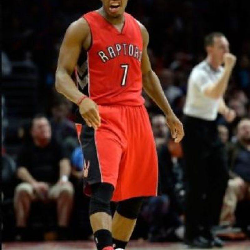 Lowry jugará junto a Pau Gasol, Carmelo Anthony, John Wall y LeBron James. Foto:Getty Images