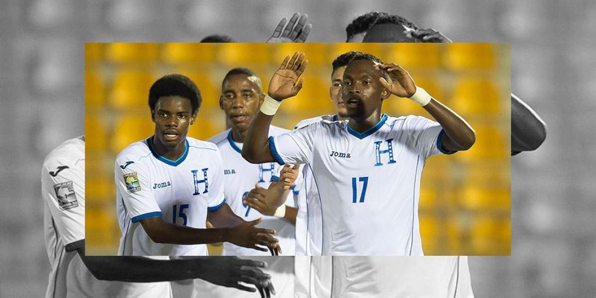 Honduras será el rival de Guatemala por el pase al Mundial Sub-20