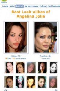 Angelina, ¿qué haces posando en selfies? Foto:FunnyPics