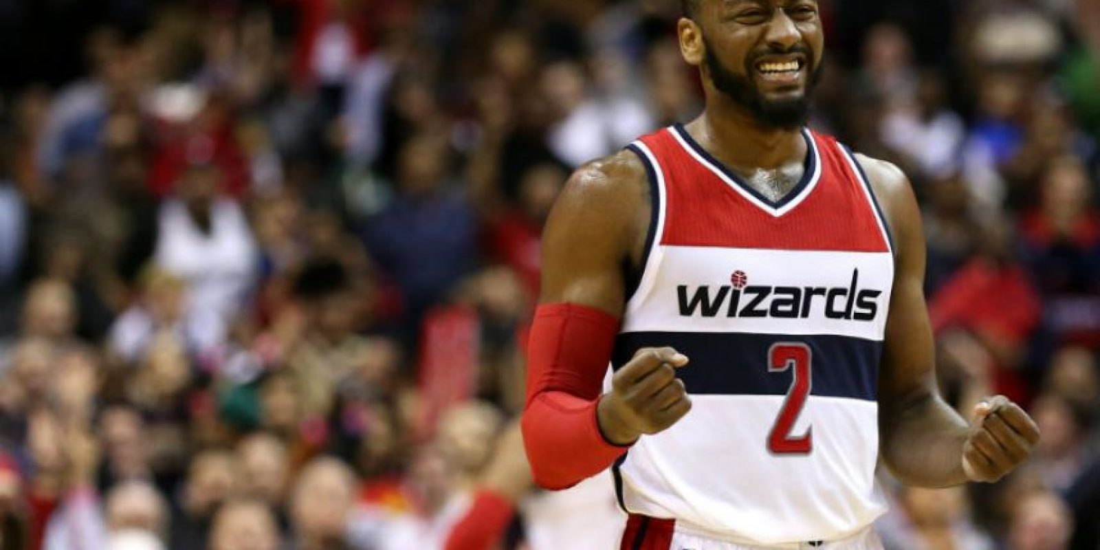 El guardia de los Wizards de Washington tuvo 886 mil 368 votos Foto: Getty