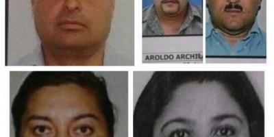 Capturan a exgobernador de Jalapa y otros cuatro por lavado de dinero