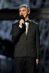 Larry Page, CEO de Google Foto:Getty Images