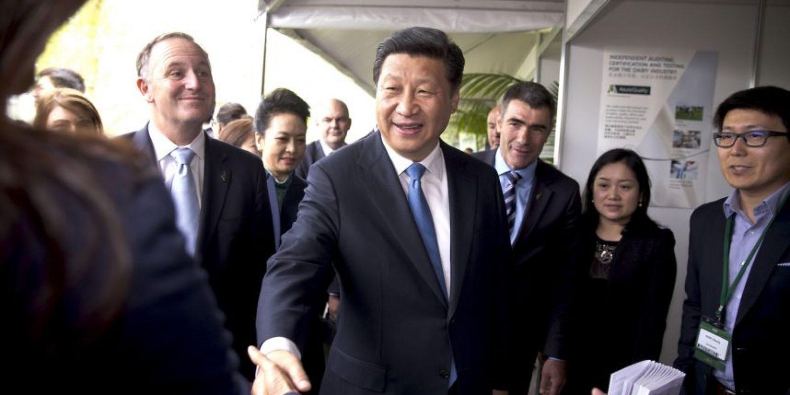 Xi Jinping, Presidente de China Foto:Getty Images