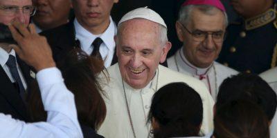 Papa Francisco, líder de la iglesia católica Foto:Getty Images