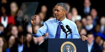 Barack Obama, Presidente de Estados Unidos Foto:Getty Images