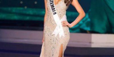 Miles de guatemaltecos apoyan a Miss Guatemala en redes sociales