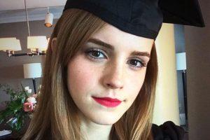 Emma Watsondio un apasionado discurso en el Foro Económico Mundial en Davos, Suiza. Foto:Agencias
