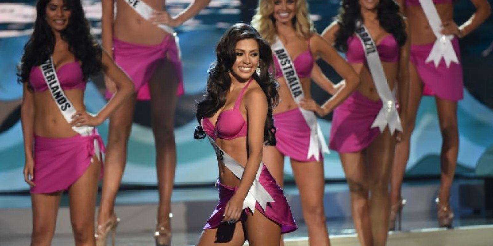 Mary Jean Lastimosa, Miss Filipinas Foto:AFP