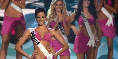 Kaci Fenell, Miss Jamaica Foto:AFP