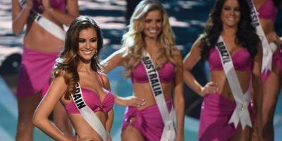 Desidere Cordero, Miss España Foto:AFP