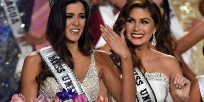 FOTOS: Así era Miss Universo cuando era pequeña