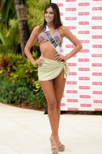 Miss Colombia – Paulina Vega Foto: Getty Images