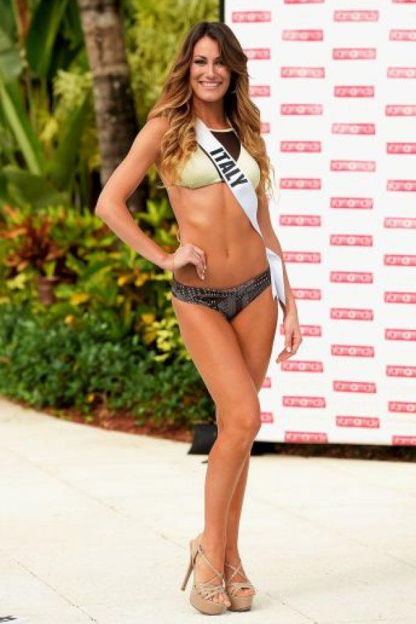 Valentina Bonariva, Miss Italia Foto:Getty Images