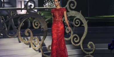 Kaci Fennell, Miss Jamaica Foto:Getty Images