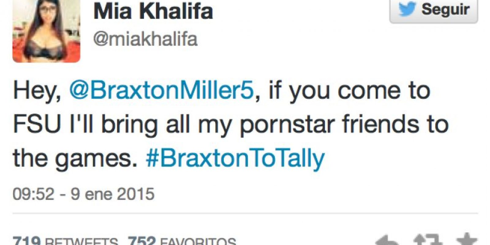 Esta es la publicación de Khalifa en su cuenta de Twitter.