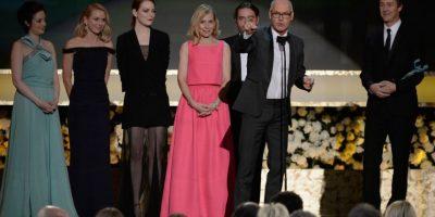 """""""Birdman"""" ganó el galardón más prestigioso de los premios SAG"""
