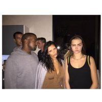 Kim Kardashian se confesó con Cara Delevingne en una divertida entrevista. Foto:Instagram/@kimkardashian