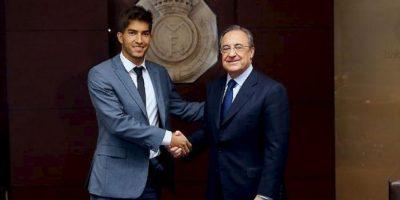Será futbolista del Real Madrid hasta 2020. Foto:Real Madrid