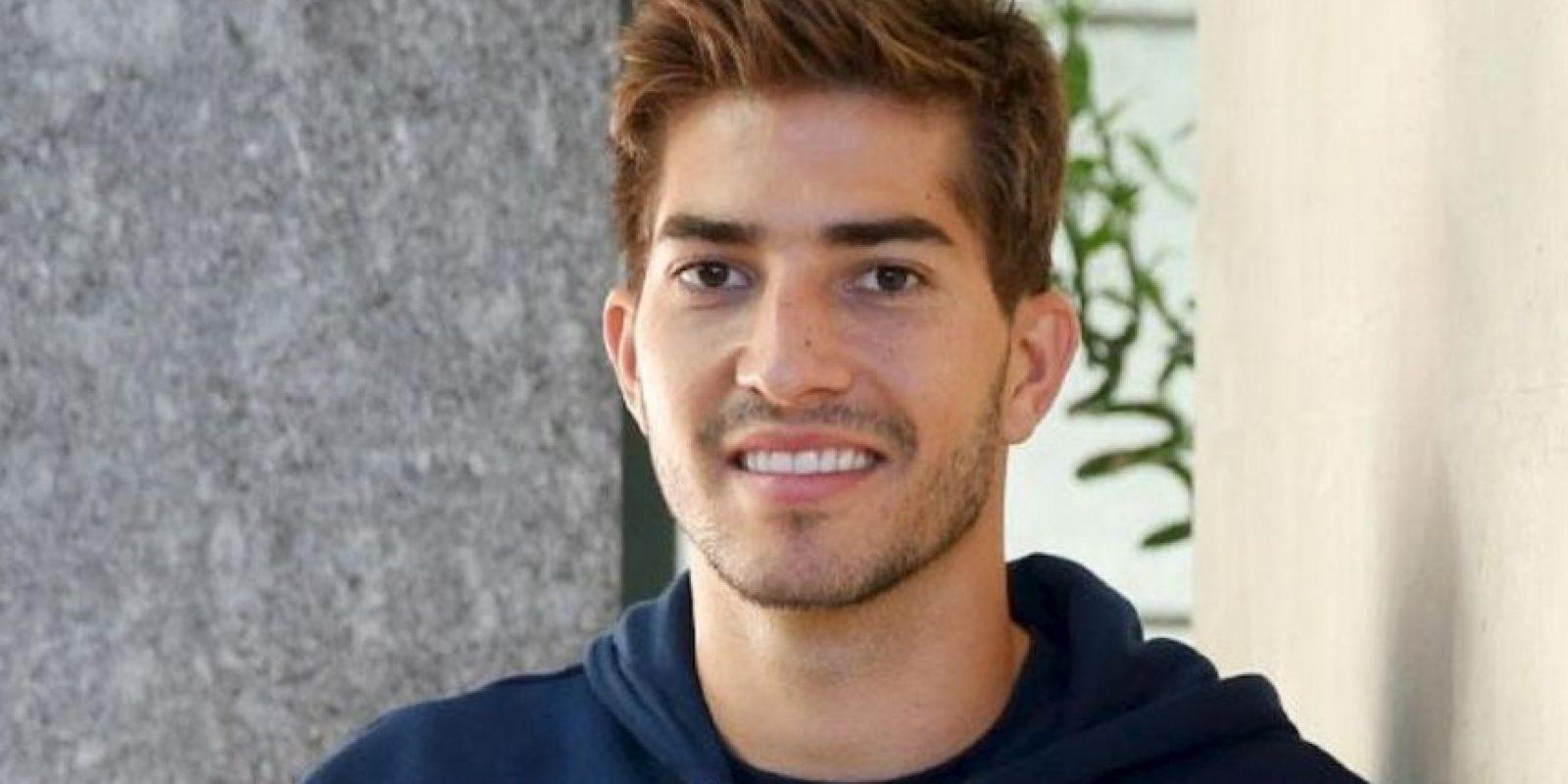 Silva llegó el domingo a España procedente de Brasil. Foto:Real Madrid